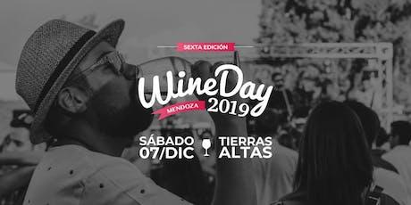 WINE DAY 2019 entradas