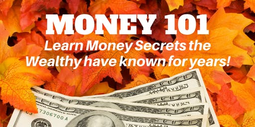 Be our guest at Money 101 - Dinner Workshop (Virginia Beach)