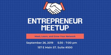 Knowledge Park e-Network Meetup tickets