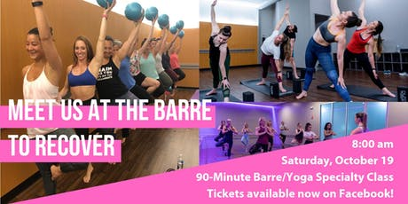 Danvers Meet Us At The Barre To Recover! tickets
