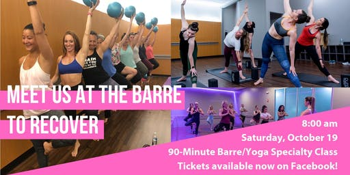 Danvers Meet Us At The Barre To Recover!