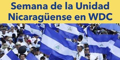 Bienvenida a líderes campesinos Medardo Mairena, Nemesio Mejía y Javier C.