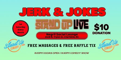 Jerk & Jokes (Comedy Show)