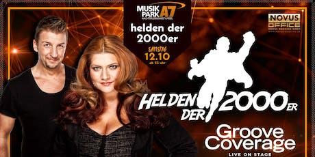 Helden der 2000er - Groove Coverage Live! Tickets