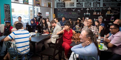 Green Drinks Mississauga October 8, 2019 Networking Event