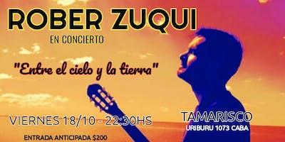 Concierto Rober Zuqui
