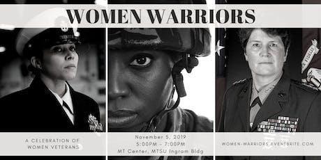 Women Warriors tickets
