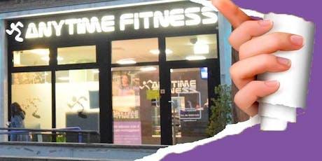 Anytime Fitness Via dei Crispolti OPEN Days! biglietti