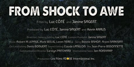 Military Documentary Films: From Shock To Awe, Near Death tickets