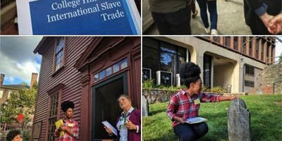 Walking Tour: College Hill and the International Slave Trade