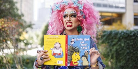 Drag Queen Story Hour with Muffy Fishbasket tickets