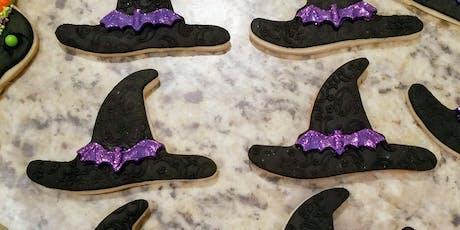 Halloween Cookies tickets