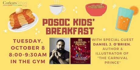 POSOC Kids' Breakfast tickets