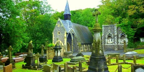 Woodvale Cemetery Stroll - The Victorian Cult Of Death tickets