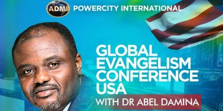 Global Evangelism Conference  USA tickets