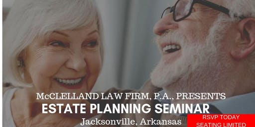 Jacksonville Lunch and Learn Estate Planning Seminar