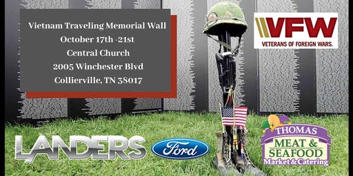 VFW Boston Butts Sale to Support the Vietnam Traveling Memorial Wall