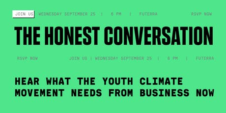 Futerra Presents: The Honest Conversation tickets