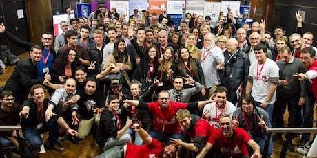 Startup Weekend Perpignan - Tech for Good Edition - 08-10/11/2019 billets
