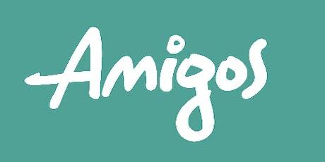 AMIGOS Cultural Open House tickets