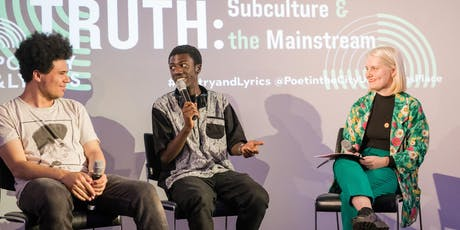 Poet in the City Producers Future Leaders Forum tickets