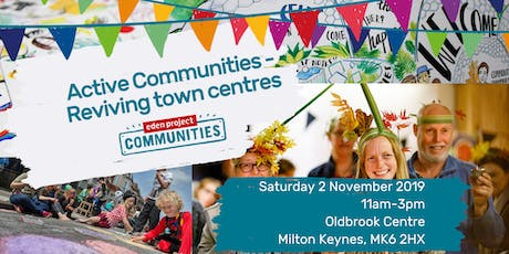 Active Communities - Reviving Town Centres tickets