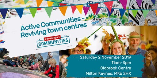 Active Communities - Reviving Town Centres