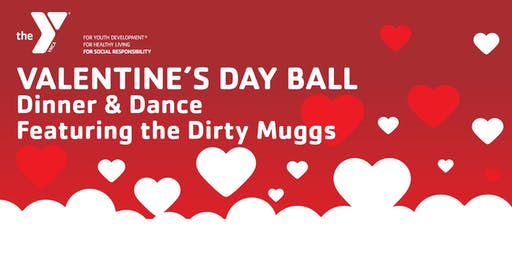 Monsanto Family YMCA Valentine's Day Dinner, Dance and Silent Auction