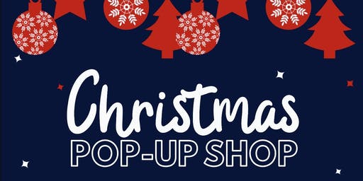 CALL FOR ENTRIES! | CHRISTMAS POP-UP SHOP