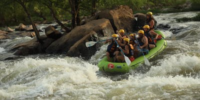 Pop Up Rafting - $15 James Rive Tours
