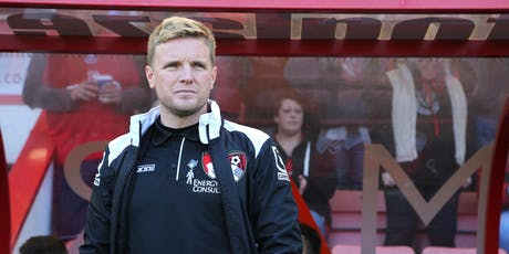Fundraising Dinner with Eddie Howe tickets