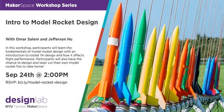 Introduction to Model Rocket Design tickets