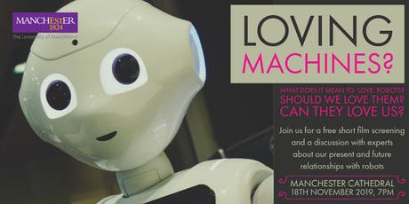 Living with and Loving Machines tickets