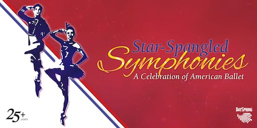 Star-Spangled Symphonies -- Friday, October18th, 7pm