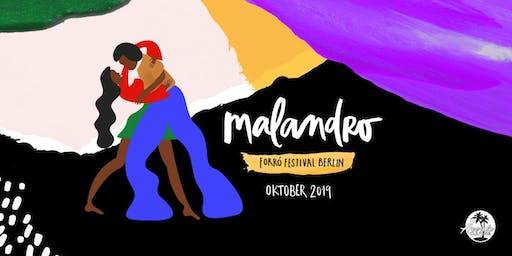 Malandro Forró Festival Berlin