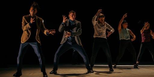 FRENCH HIP HOP DANCE COMPANY— Compagnie Dyptik Dans L'Engrenage