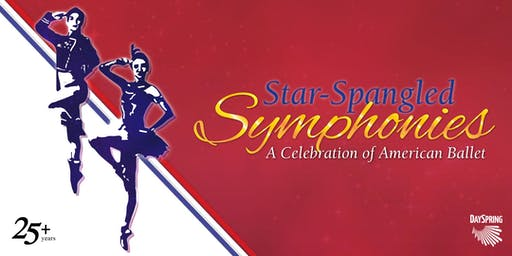 Star-Spangled Symphonies -- Saturday, October19th, 7pm