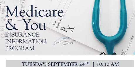 Medicare & You tickets