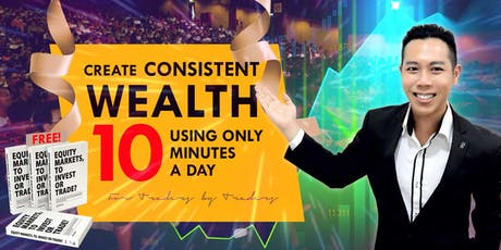 Consistent Profts from Stocks With AI Assistance In Just 10 Minutes a Day! tickets