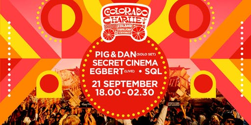 Pig&Dan, Secret Cinema, Egbert LIVE, SQL