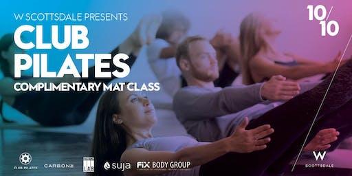 Free Club Pilates Mat Class - 10/10