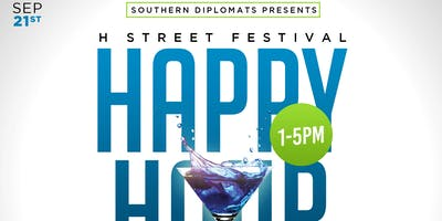 SOUTHERN DIPLOMATS PRESENTS:  H STREET FESTIVAL HAPPY HOUR!