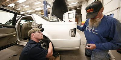 Auto Collision & Diesel Tech Info Session at Pikes Peak Community College