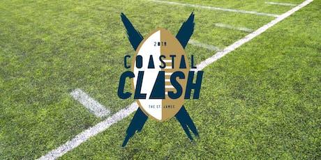 The Coastal Clash tickets