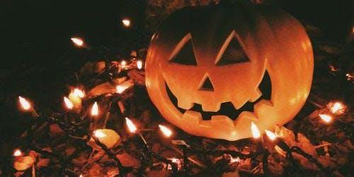 Halloween Open Mic