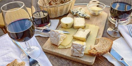 Wine, Cheese And The Pursuit Of Happiness | Boston Wine School @ Roslindale tickets