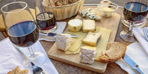 SOLD OUT! Wine, Cheese And The Pursuit Of Happiness | Boston Wine School @ Roslindale