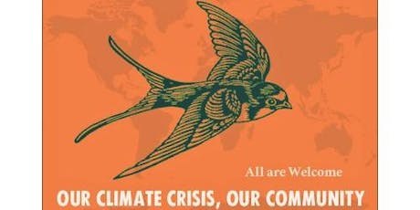 Our Climate Crisis, Our Community tickets