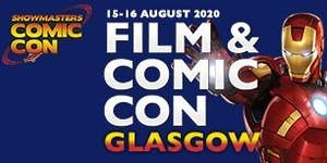 Exhibitor Booking - Film & Comic Con Glasgow 2020