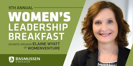 Rasmussen College Annual Women's Leadership Breakfast tickets